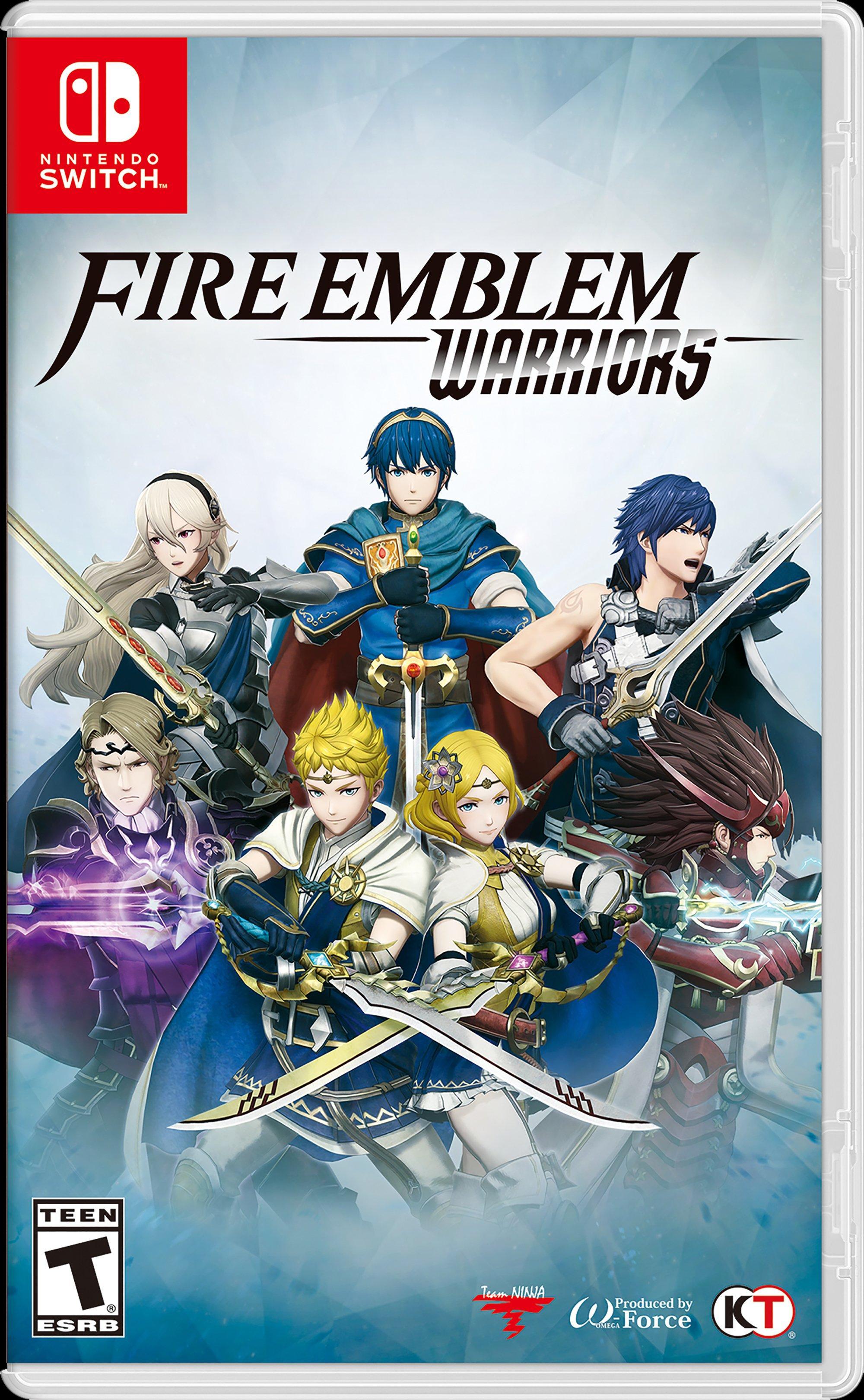 Fire Emblem Warriors Nintendo Switch Gamestop