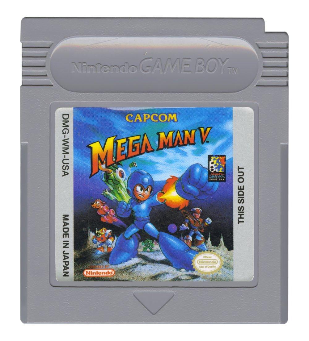 mega man v game