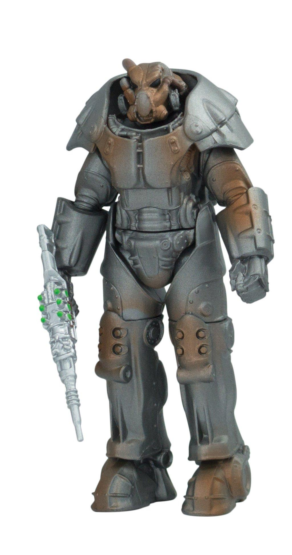 Fallout 4 Inch X 01 Armor Figure Only At Gamestop Gamestop