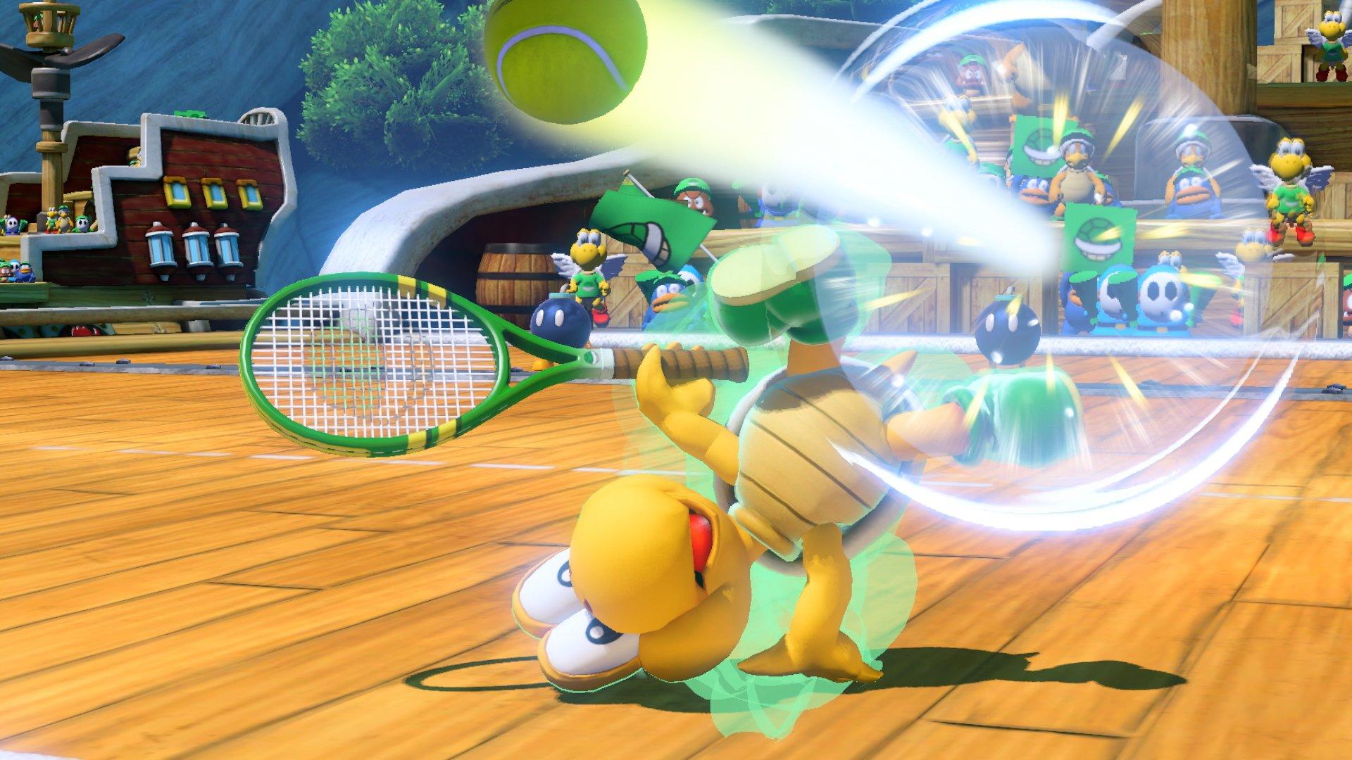 Mario Tennis Aces Nintendo Switch Gamestop