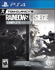 Tom Clancy S Rainbow Six Siege Complete Edition Only At