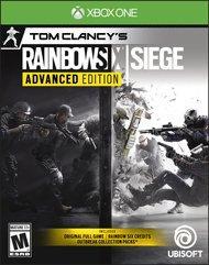 Tom Clancy S Rainbow Six Siege Advanced Edition Xbox