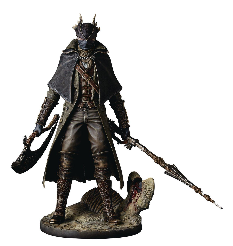 Bloodborne Hunter Statue Gamestop