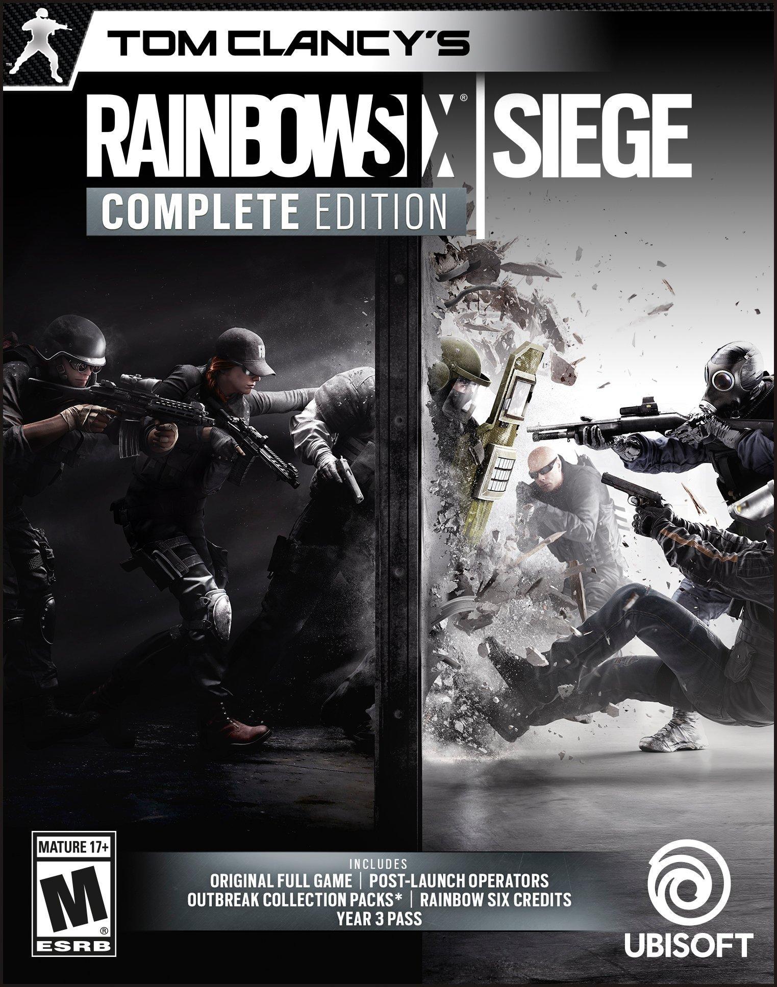 Tom Clancy S Rainbow Six Siege Complete Edition Pc