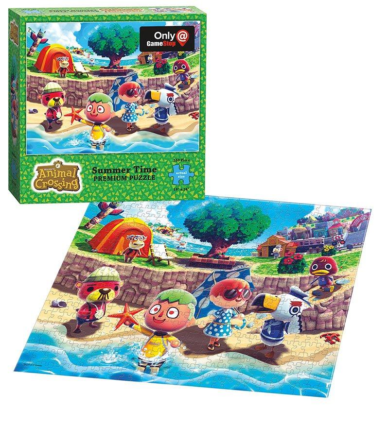 animal crossing summer time
