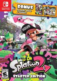 Splatoon 2 Starter Edition Nintendo Switch Gamestop