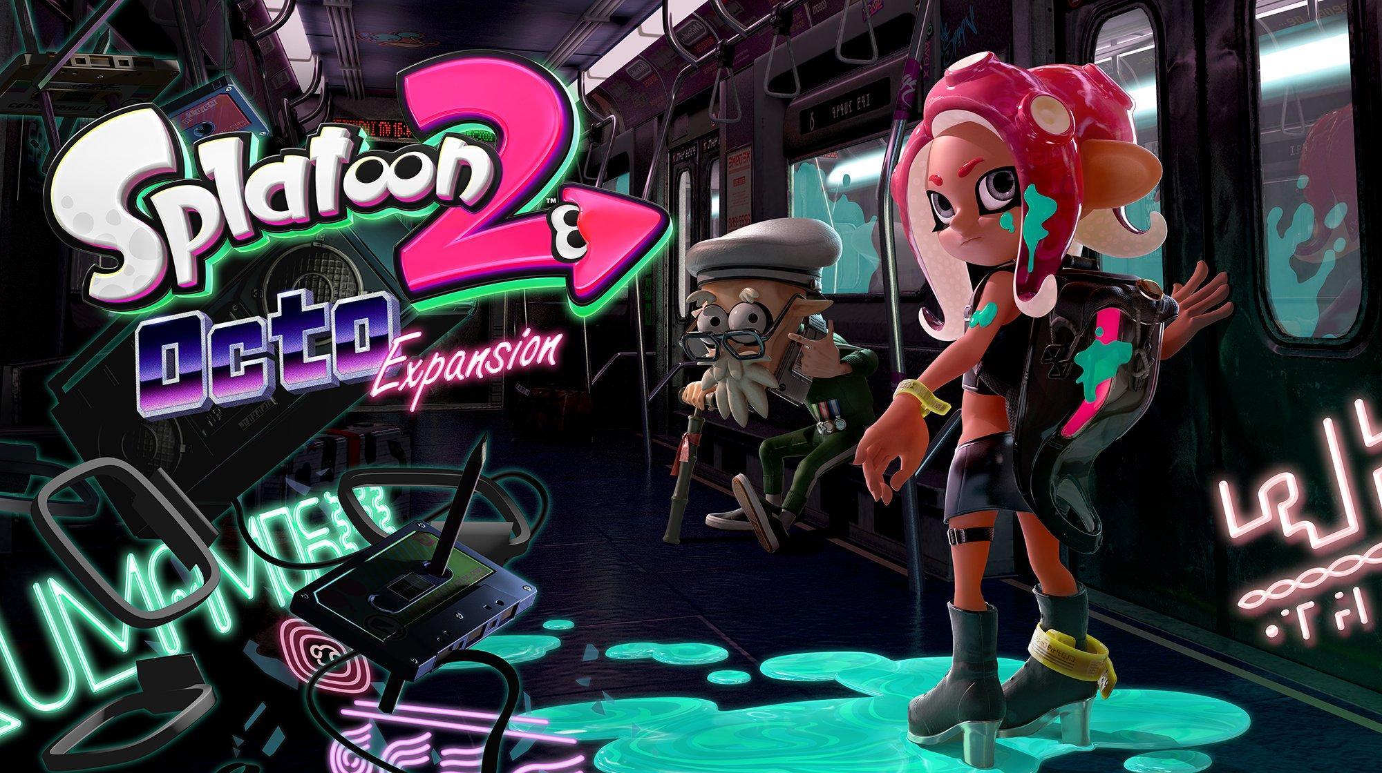 Splatoon 2 Octo Expansion Nintendo Switch Gamestop