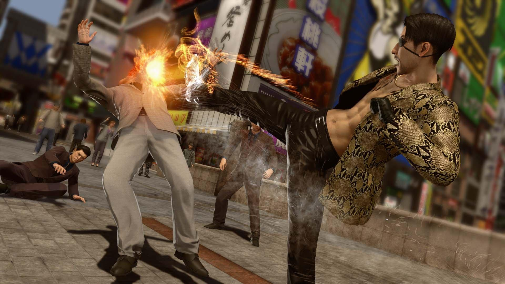 Yakuza Kiwami 2 Playstation 4 Gamestop