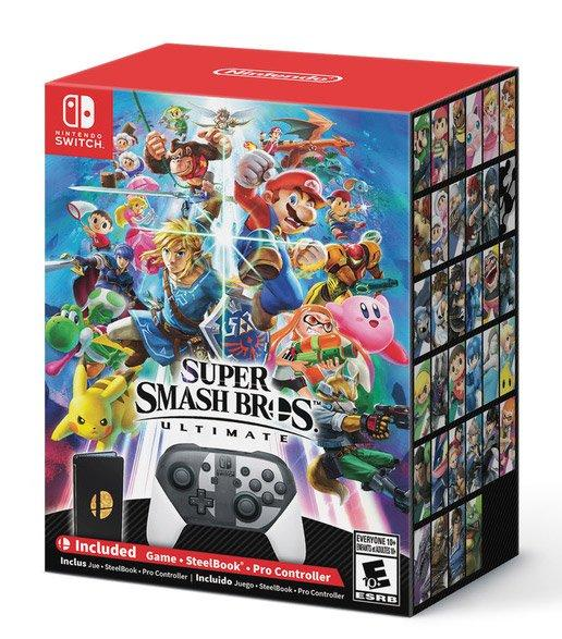 Super Smash Bros Ultimate Special Edition Nintendo