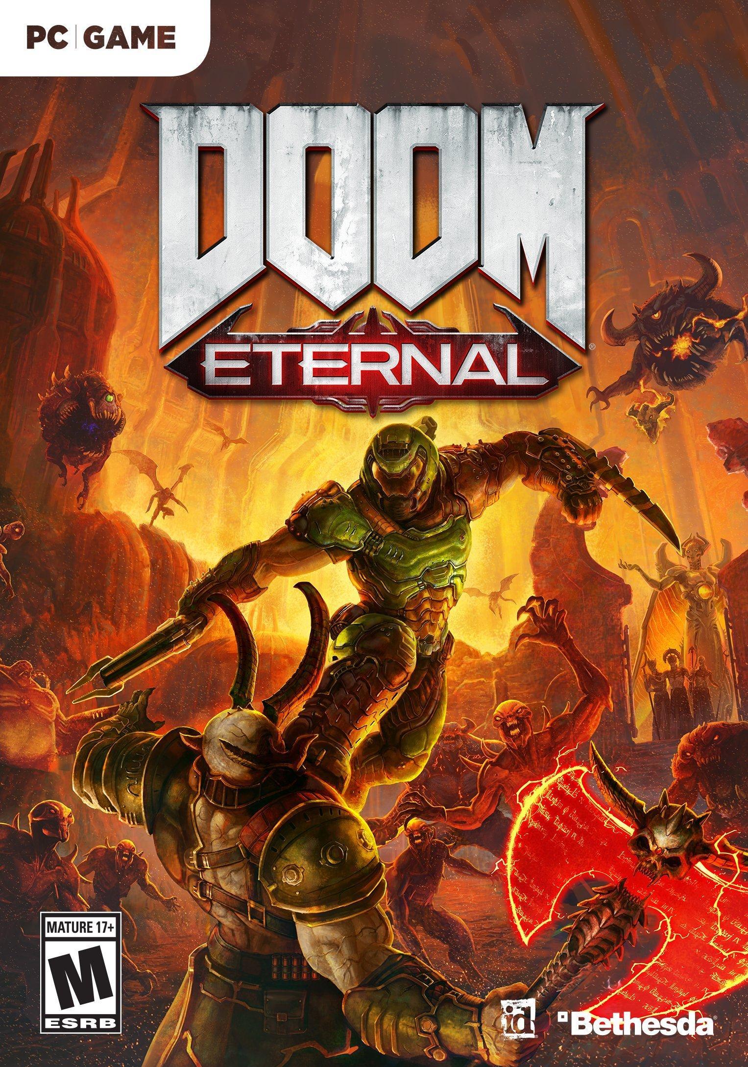 doom eternal pc gamestop
