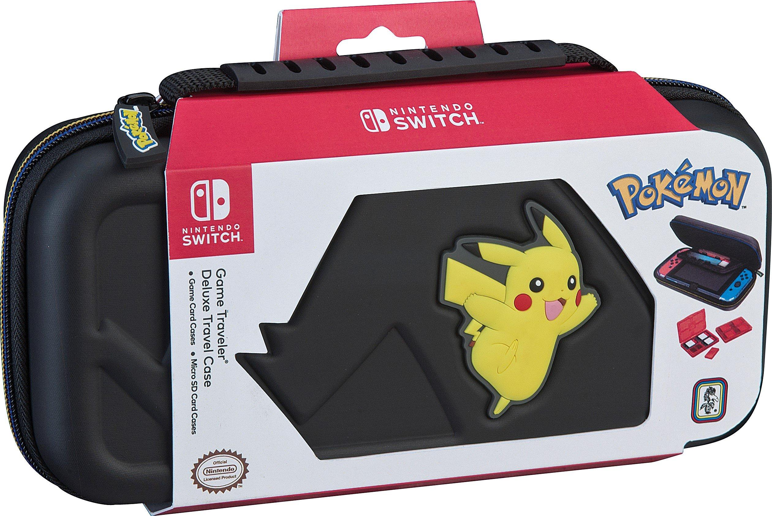 Nintendo Switch Game Traveler Deluxe Case Pokemon Let S