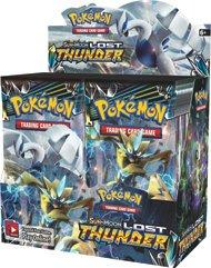 Pokemon Trading Card Game Sun Moon Lost Thunder Booster
