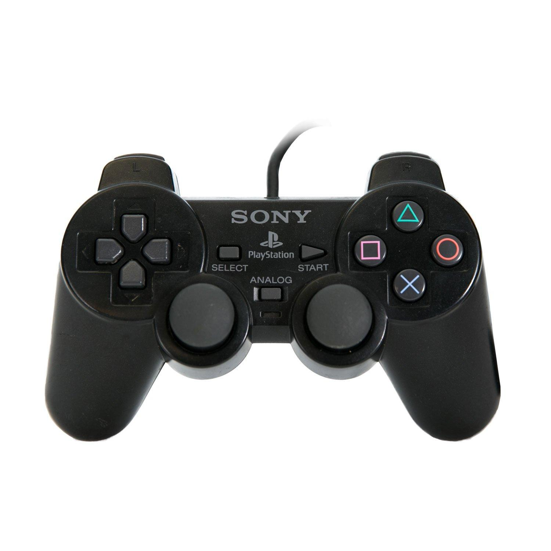 Playstation 2 Dualshock Controller Playstation 2 Gamestop
