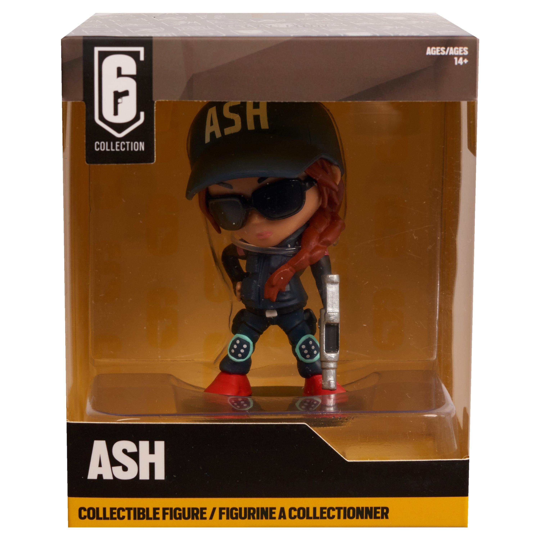 Rainbow 6 Siege Figure Ash Gamestop