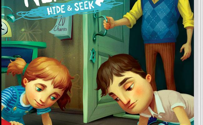 Hello Neighbor Hide Seek Nintendo Switch Gamestop