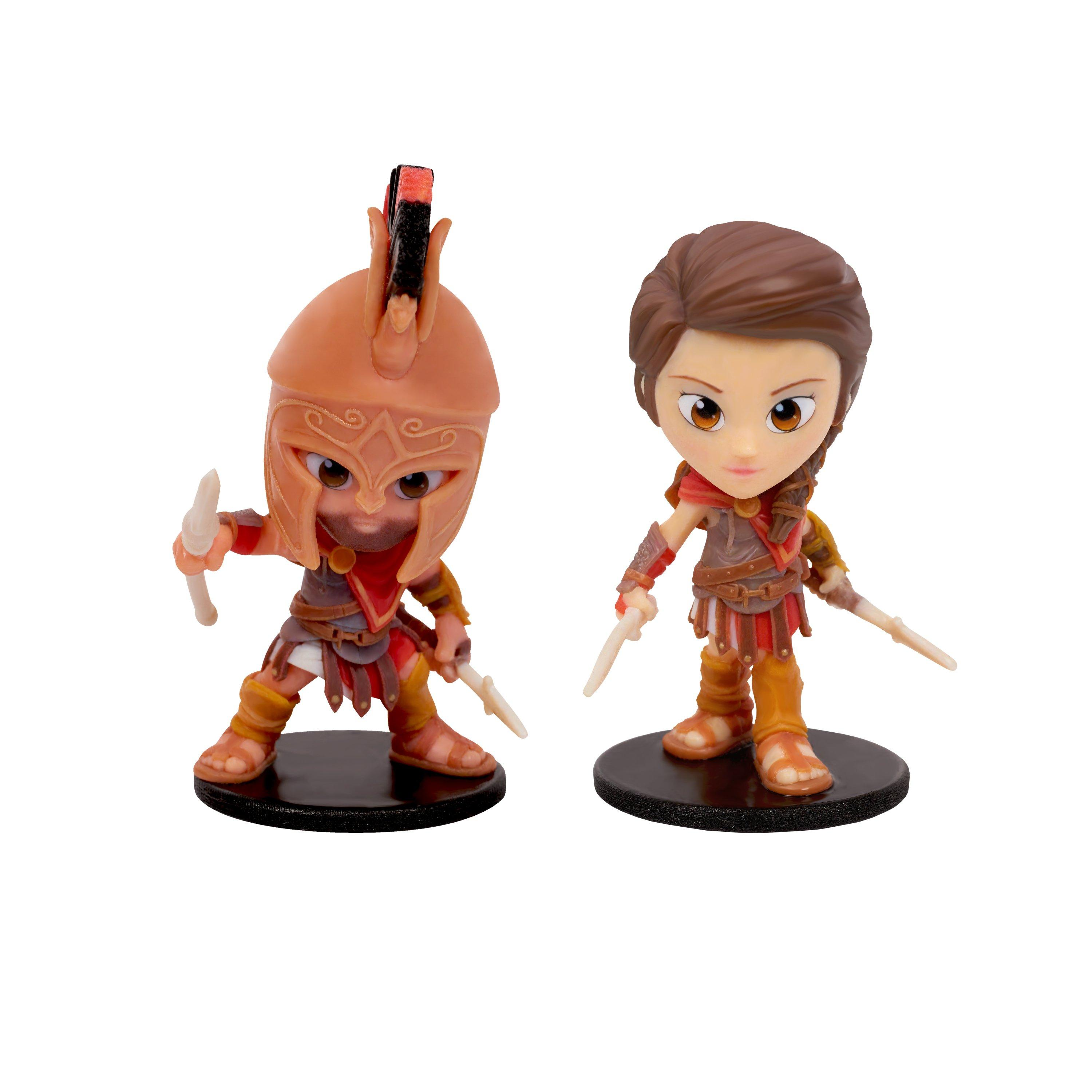 Assassin S Creed Odyssey Alexios And Kassandra Figure 2