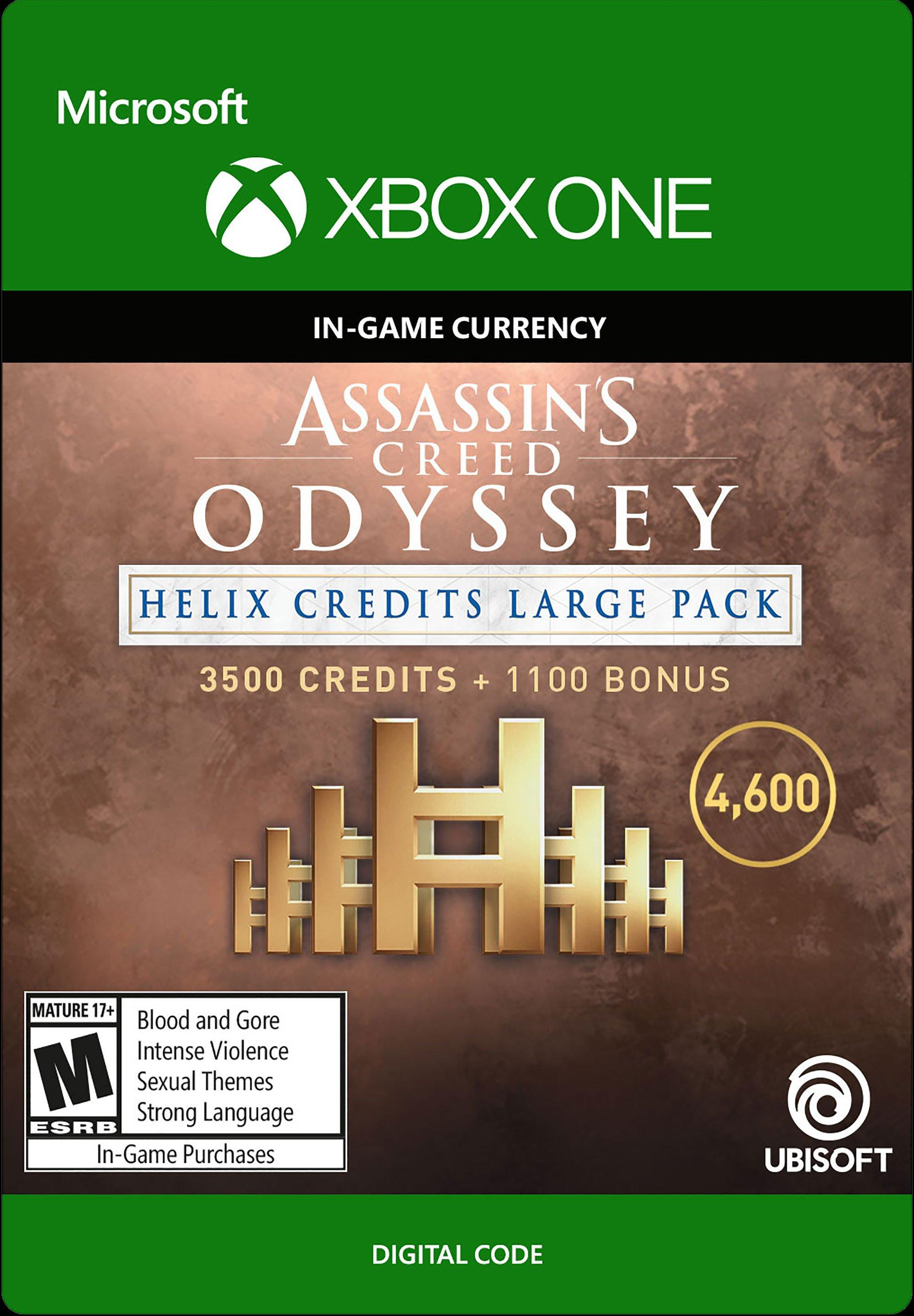 Assassin S Creed Odyssey Helix Credits Large Pack Xbox