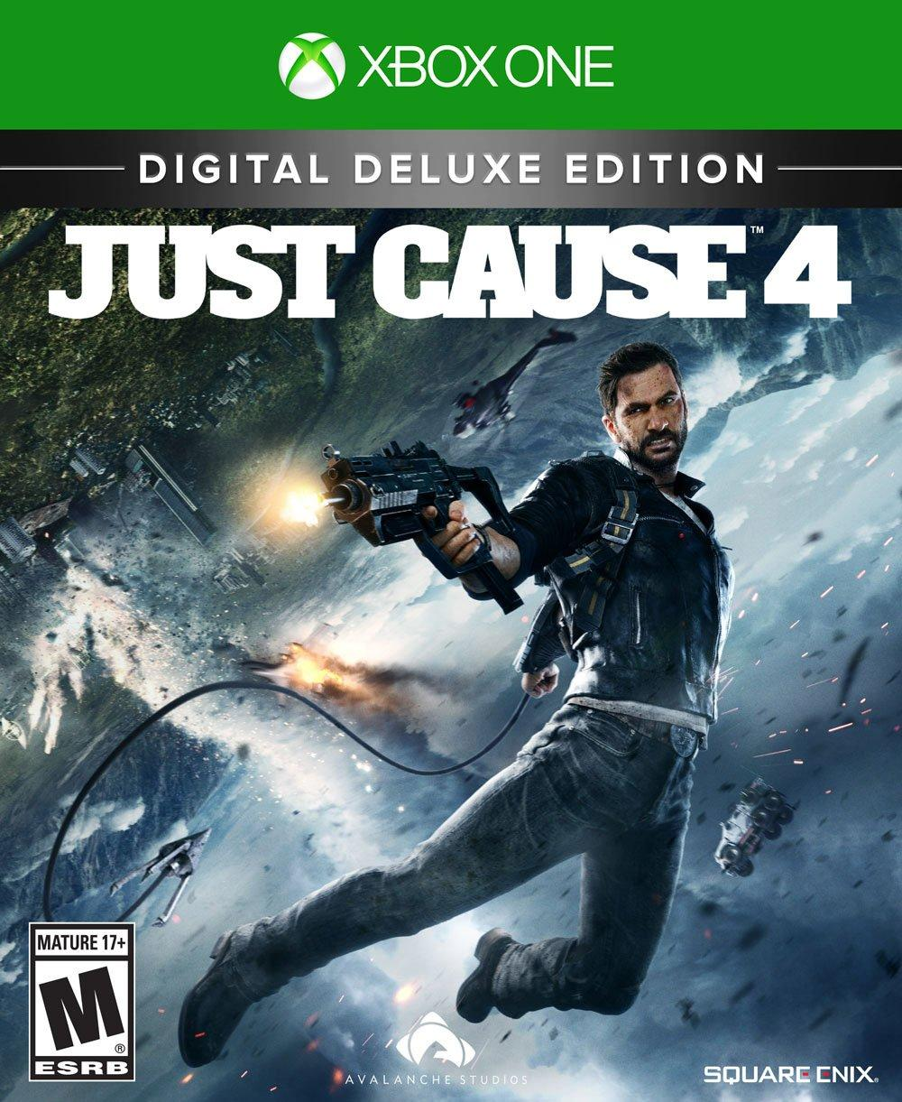 Just Cause 4 Digital Deluxe Edition Xbox One Gamestop