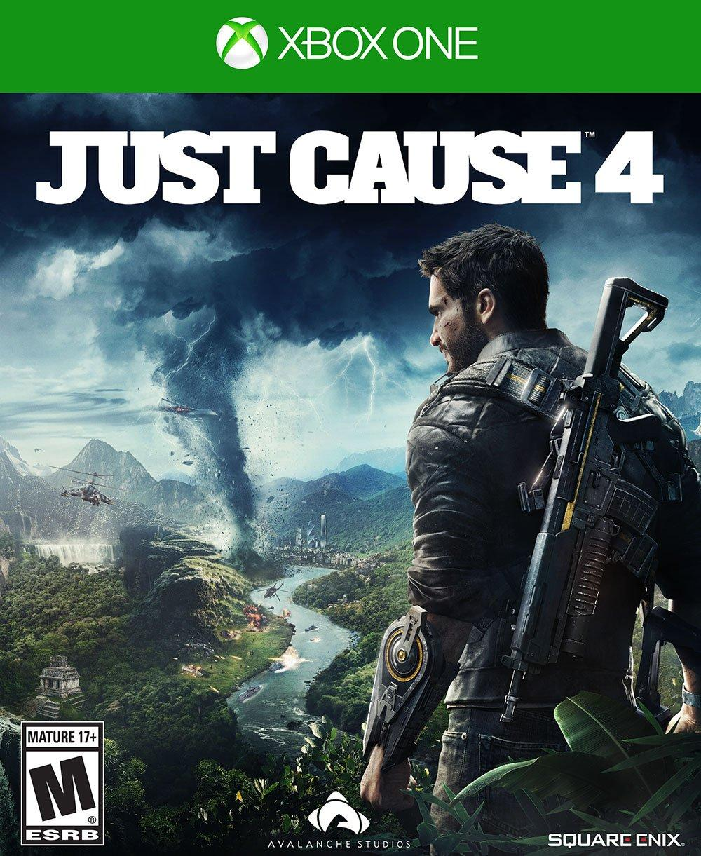 Just Cause 4 Xbox One Gamestop