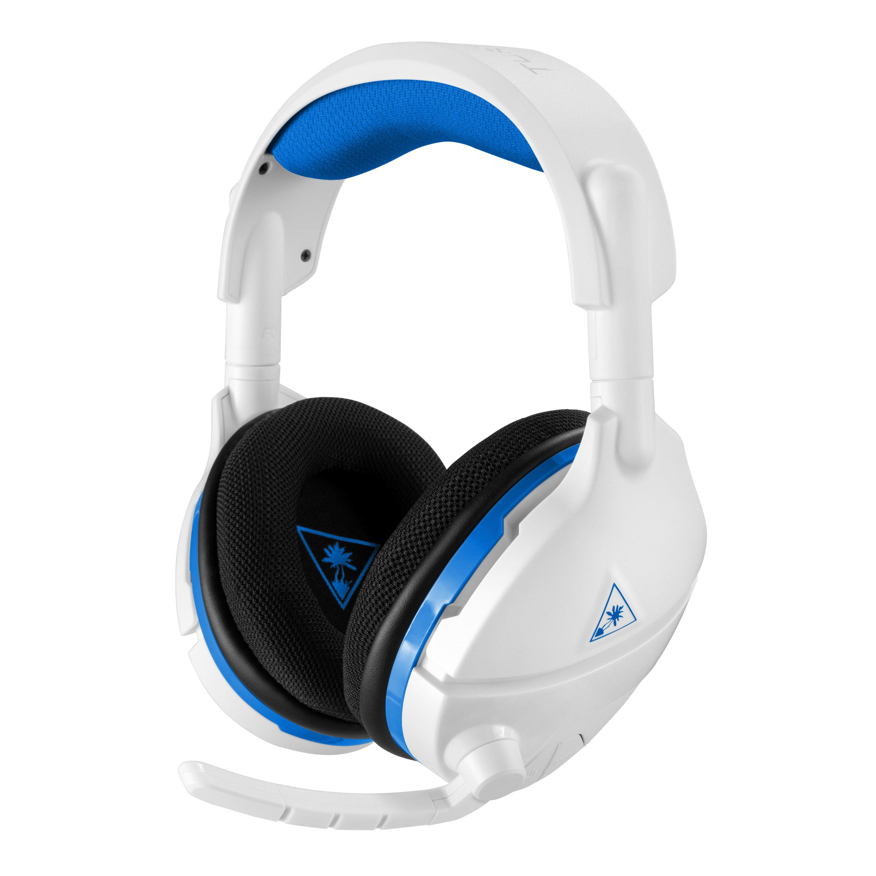 Stealth 600 White Wireless Gaming Headset Playstation 4