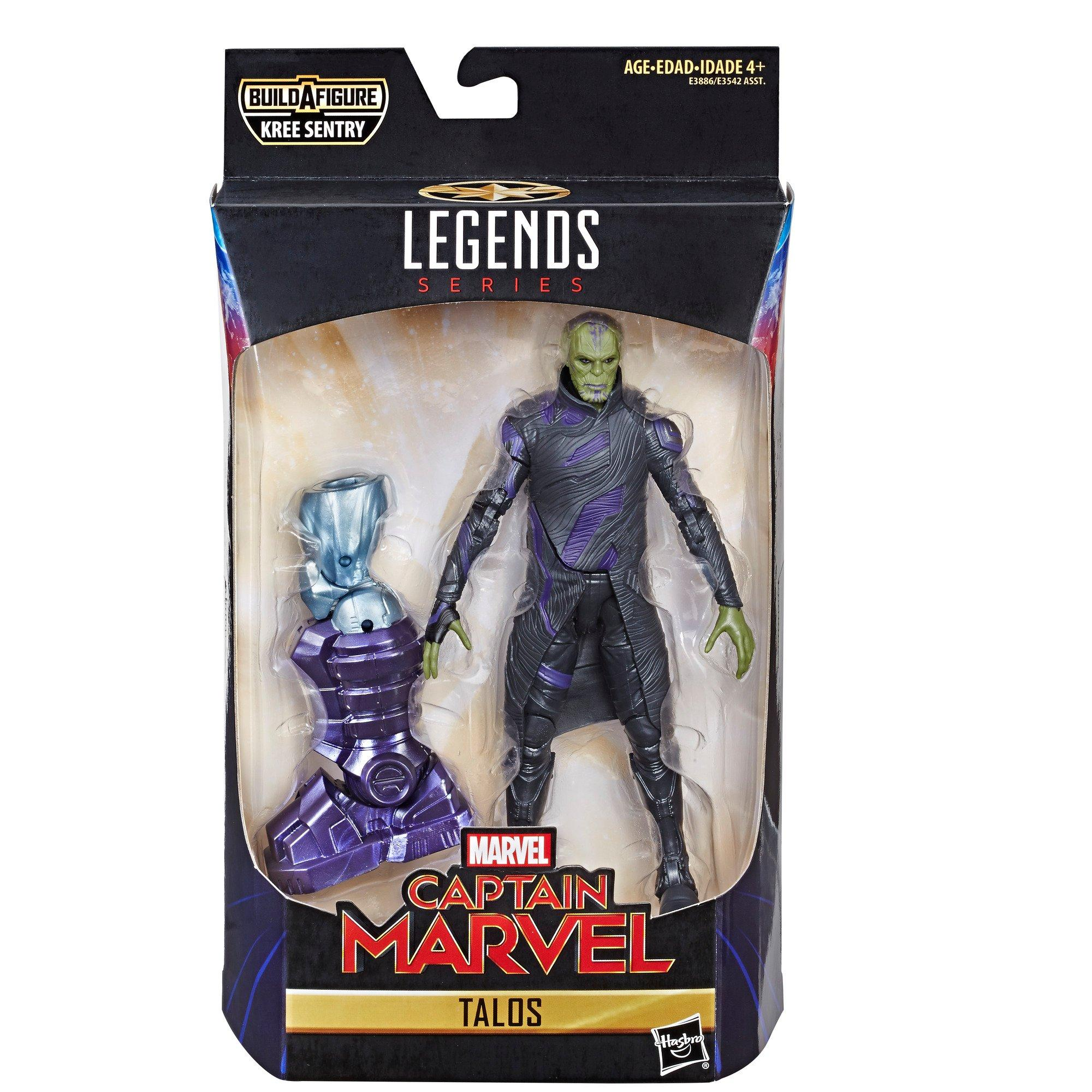 marvel legends series captain