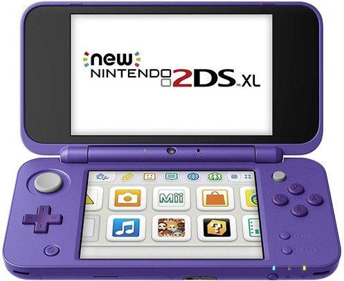 Nintendo New 2ds Xl Purple System Gamestop Refurbished