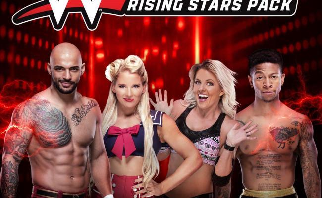 Wwe 2k19 Rising Star Pack Pc Gamestop