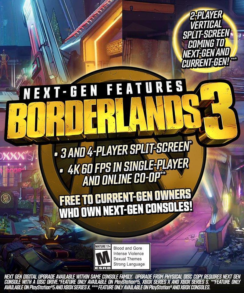 Trade In Borderlands 3 Gamestop