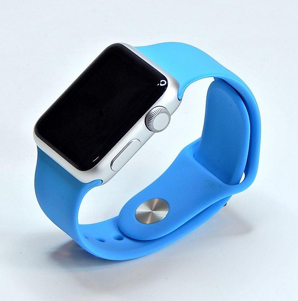 Apple Watch Series 1 38 Mm Aluminum Gamestop