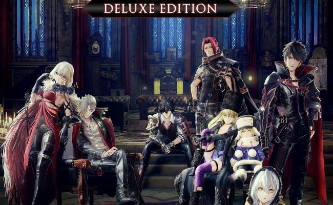 Code Vein Deluxe Edition Xbox One Gamestop