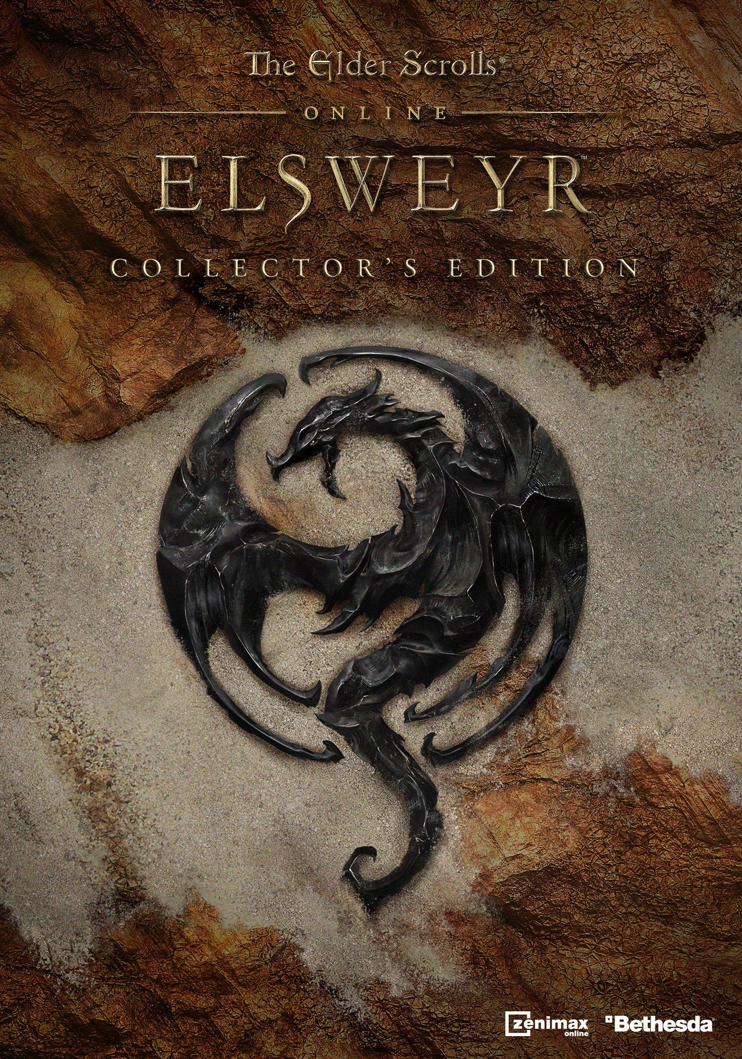 The Elder Scrolls Online Elsweyr Collector S Edition Pc