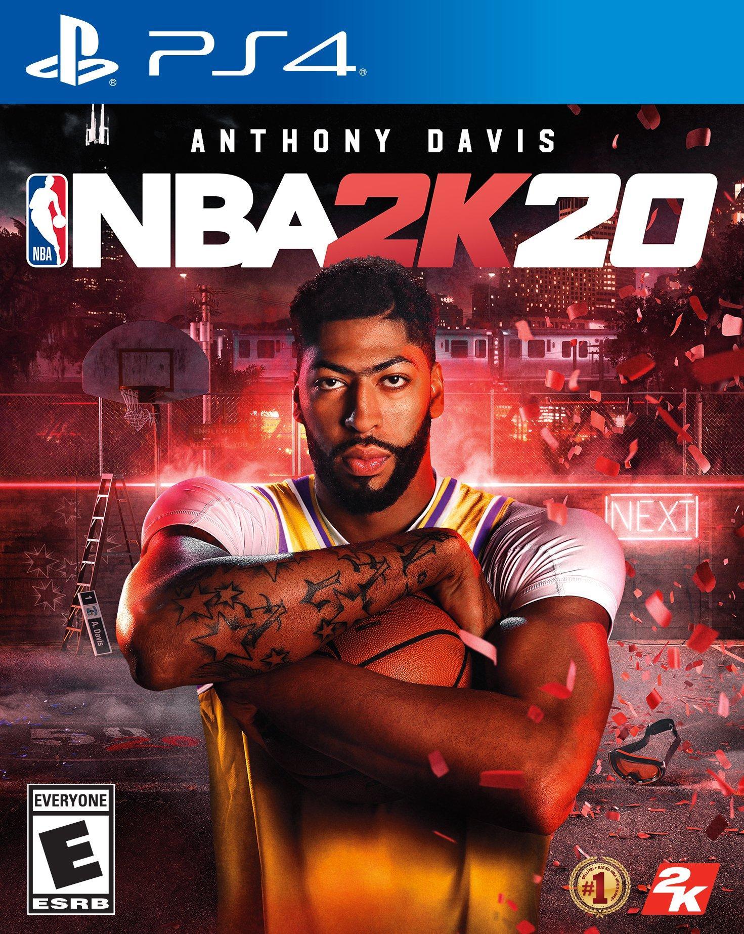 Nba 2k20 Playstation 4 Gamestop