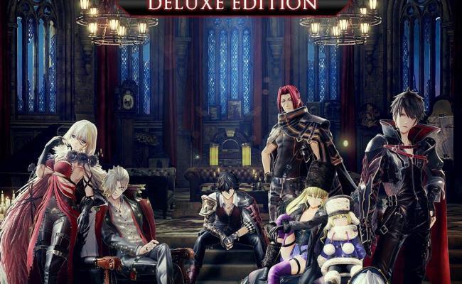 Code Vein Deluxe Edition Pc Gamestop