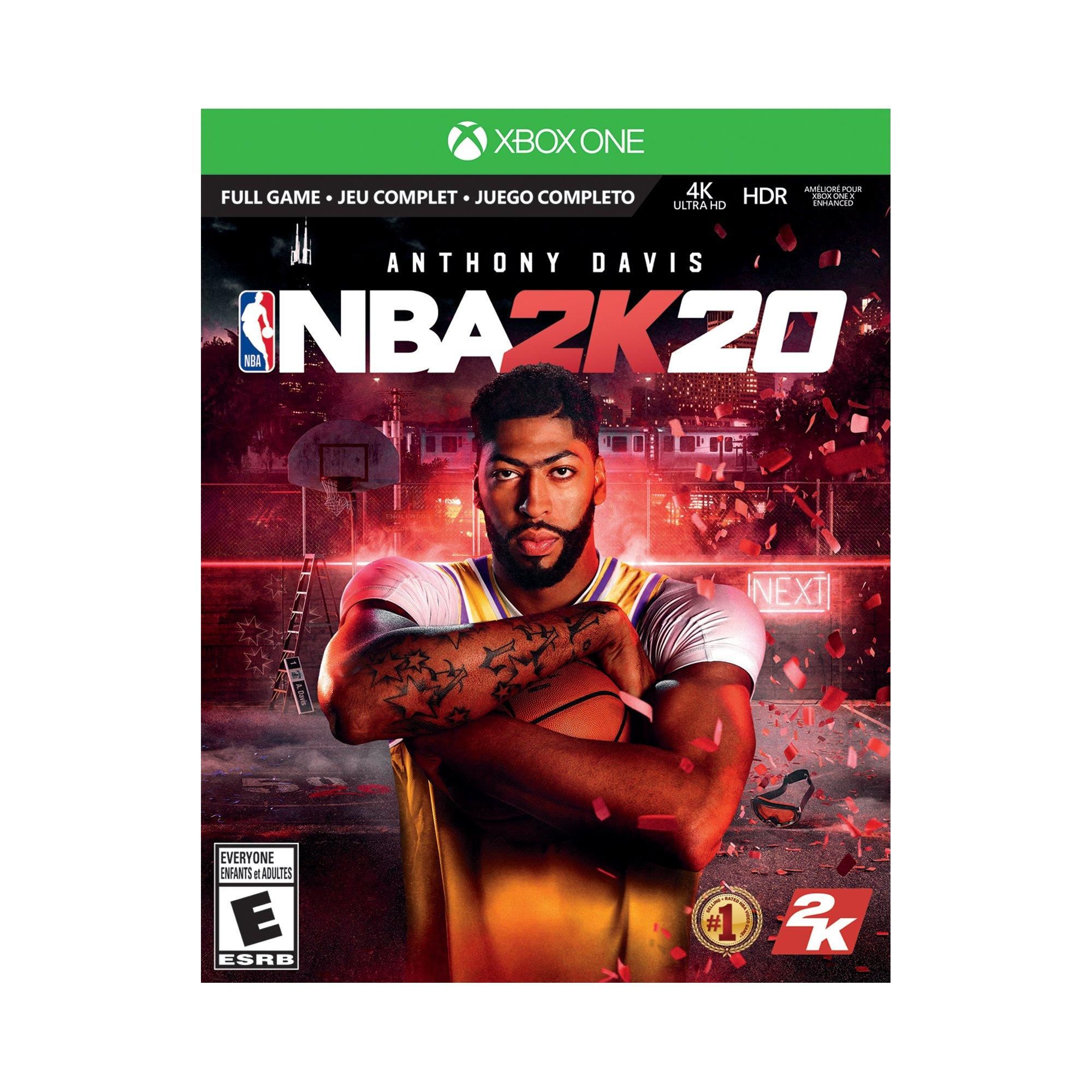 Xbox One X Nba 2k20 Special Edition Bundle 1tb Only At