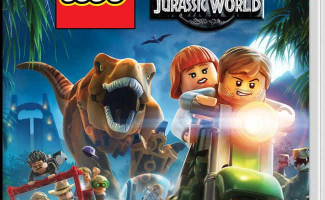 Lego Jurassic World Nintendo Switch Gamestop