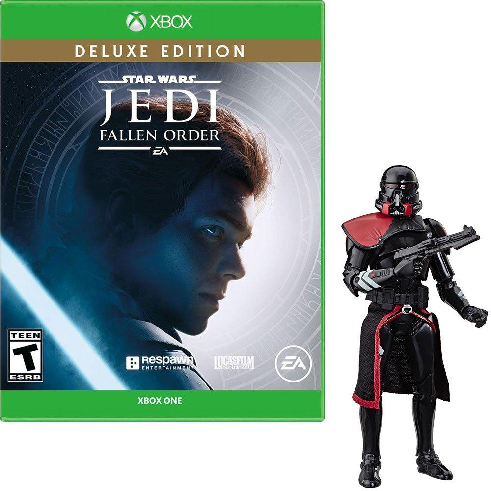 Star Wars Jedi Fallen Order Deluxe Edition Xbox One And