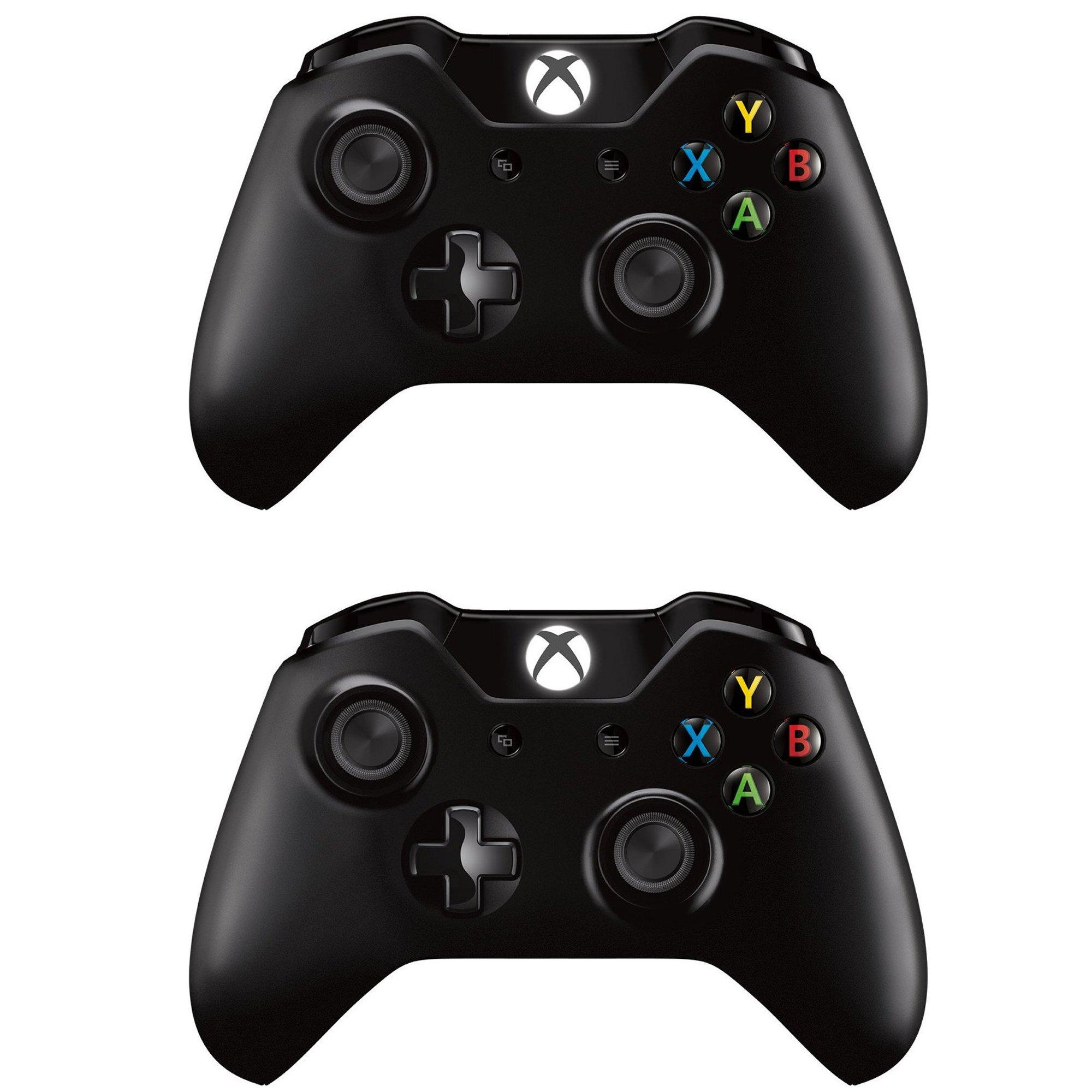 Xbox One Wireless 2 For 1 Controller Blast From The Past