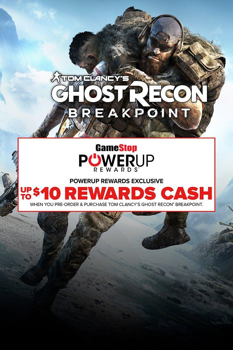 Ghost Recon Breakpoint Xbox One Ps4 Gamestop