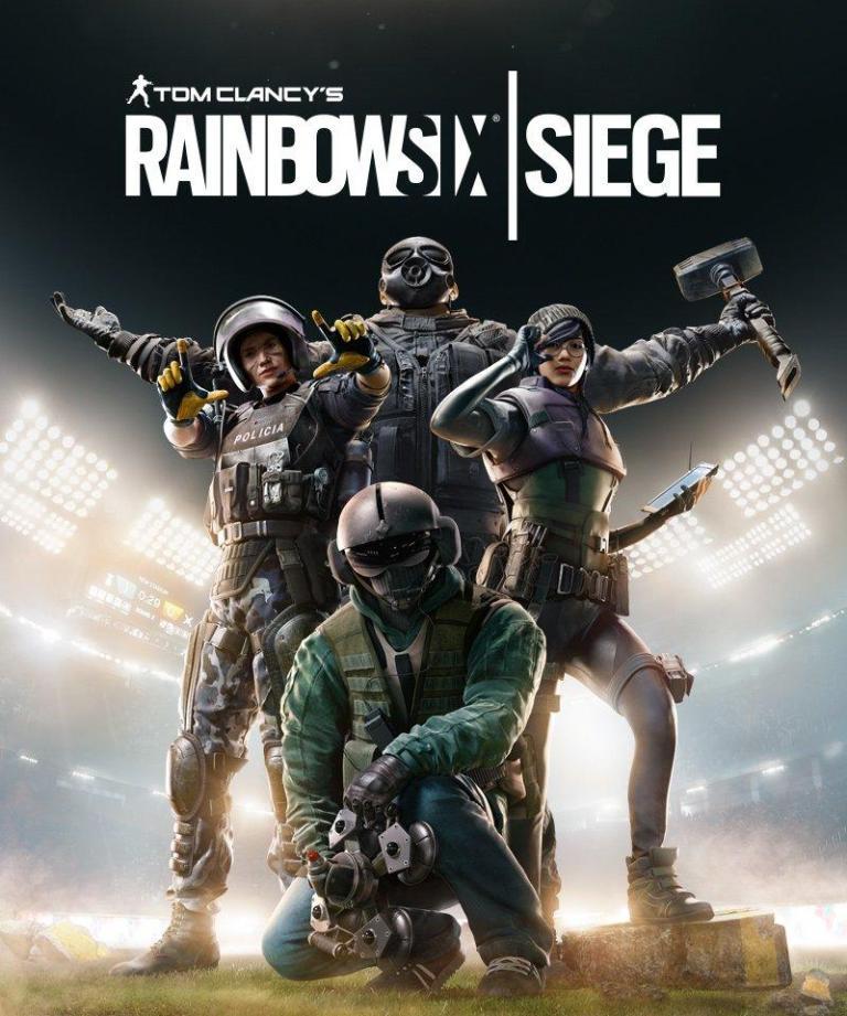 Rainbow Six Siege Xbox One Ps4 Pc Gamestop