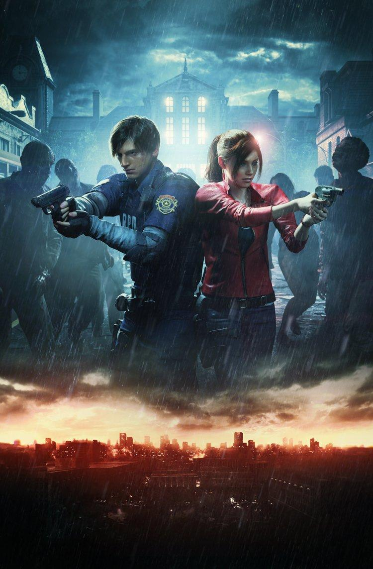 Resident Evil 2 Ps4 Xbox One Gamestop