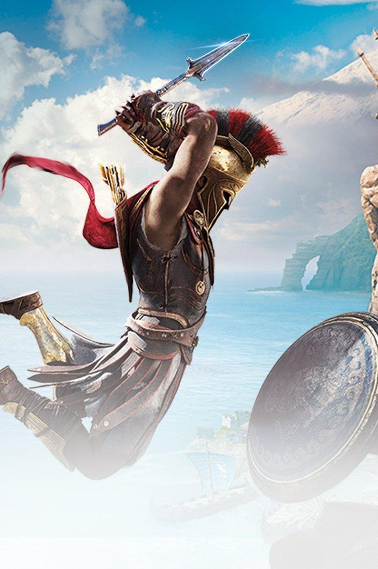 Assassin S Creed Odyssey Ps4 Xbox One Gamestop