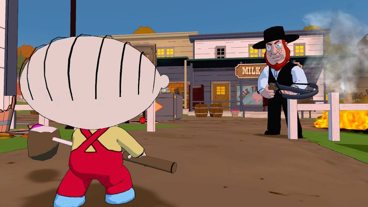 E3 2012: Family Guy: Back to the Multiverse Preview - GamingExcellence