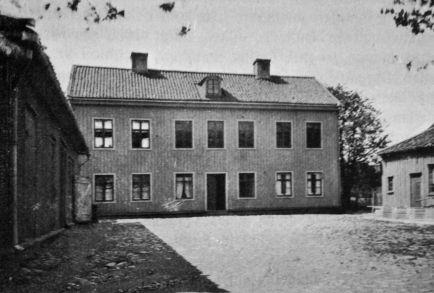 Södra Burgården