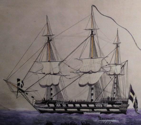 Gustaf III - 1
