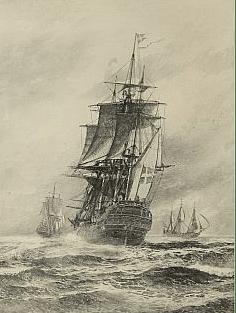 Ostindiefararen Gustaf III