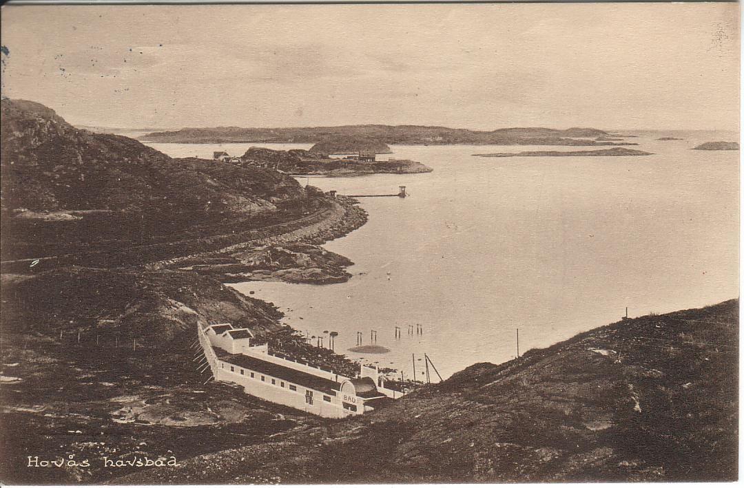 Hovås Havsbad 1922