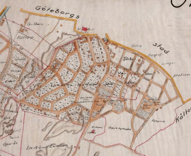 Lunden 1908