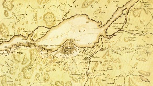Göteborgsområdet 1809