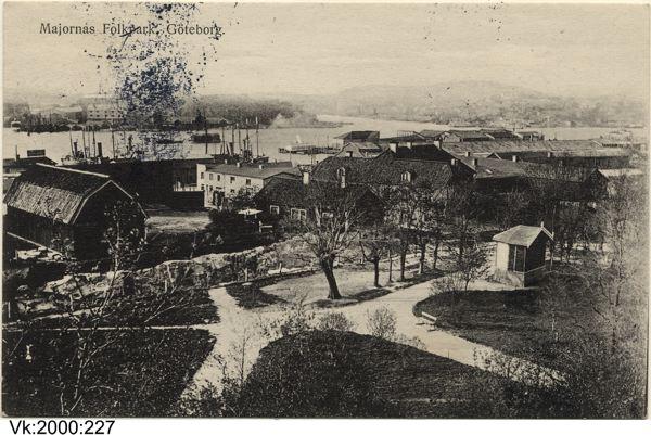 Majornas Park 1921