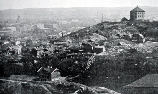 Kråkestan 1884